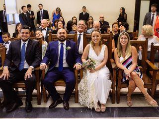 El casamiento de Natalia  y César