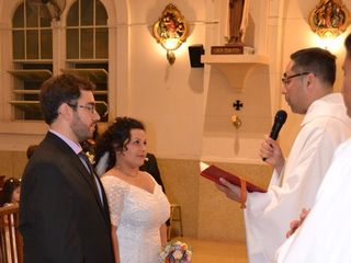 El casamiento de Laura y Román 1