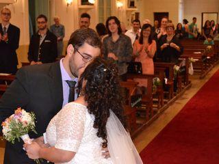 El casamiento de Laura y Román 2