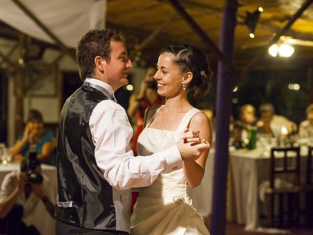 El casamiento de Rocio y Alexis