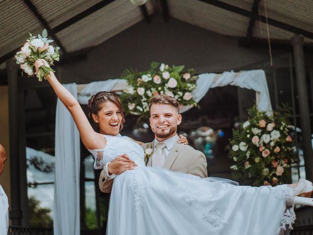 El casamiento de Yazmin y Maximiliano