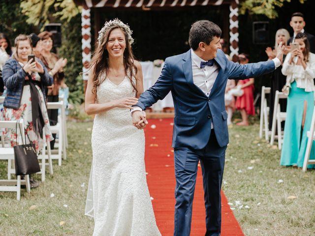 El casamiento de Patricia y Marcelo