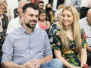 El casamiento de Gisela y Tomas 2