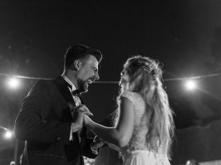 El casamiento de Gisela y Tomas