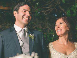 El casamiento de Fernanda y Abelardo