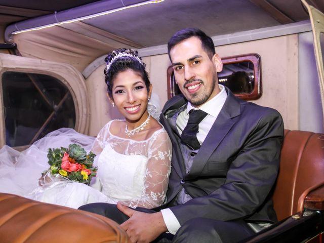 El casamiento de Vanina y Miguel