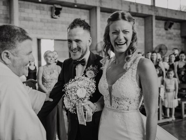 El casamiento de Maia y Sebastián