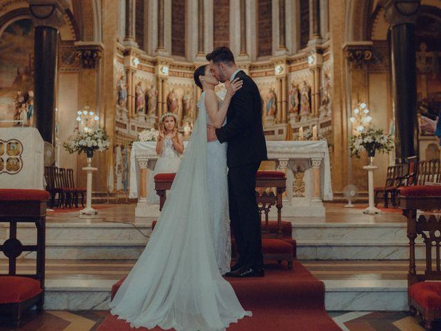 El casamiento de Laura y Ova