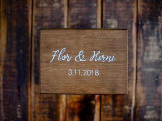 El casamiento de Florencia y Hernán 1