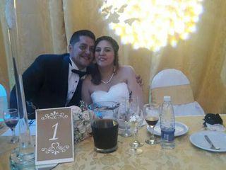 El casamiento de Fiorela y Juan Carlos