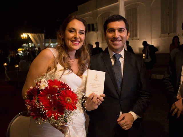 El casamiento de Paula y Maxi
