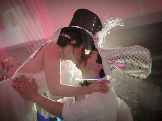El casamiento de Paula y Felipe