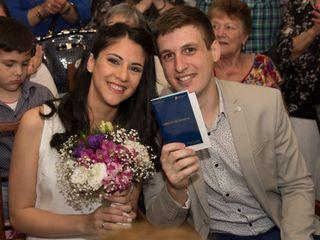 El casamiento de Bárbara y Damián 2