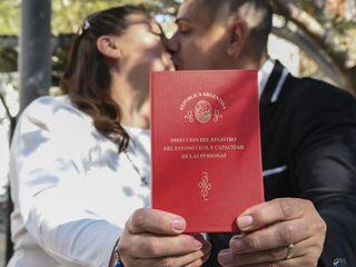 El casamiento de Marcelo y Daniela