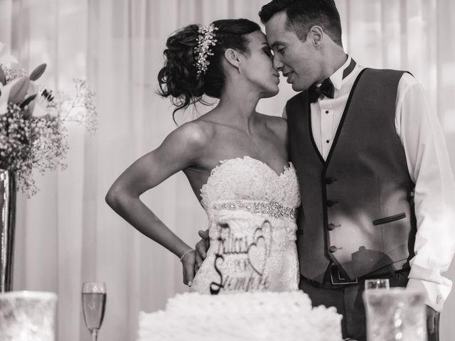 El casamiento de Celeste y Juancho
