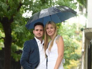 El casamiento de Lourdes y Santiago 2