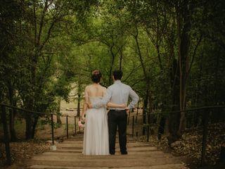 El casamiento de Jessica y Sebastián 1