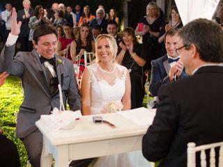 El casamiento de Luly y Fabi