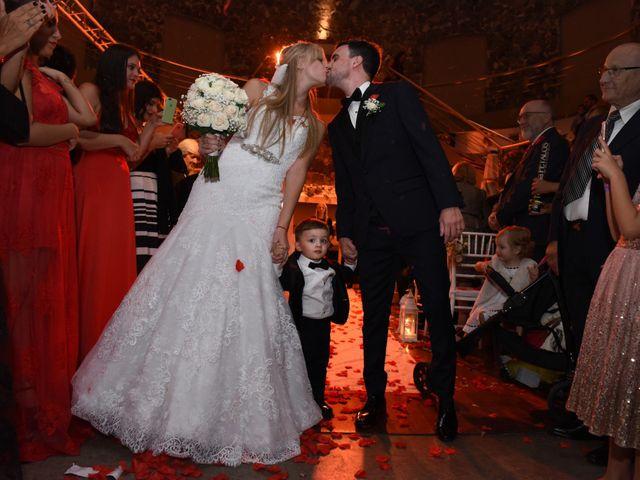 El casamiento de Lourdes y Santiago