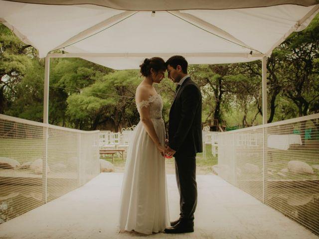 El casamiento de Jessica y Sebastián