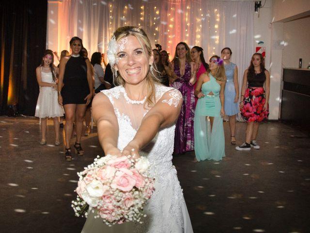 El casamiento de Fabi y Luly en Funes, Santa Fe 8