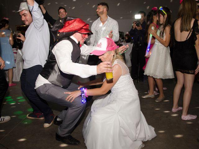El casamiento de Fabi y Luly en Funes, Santa Fe 12