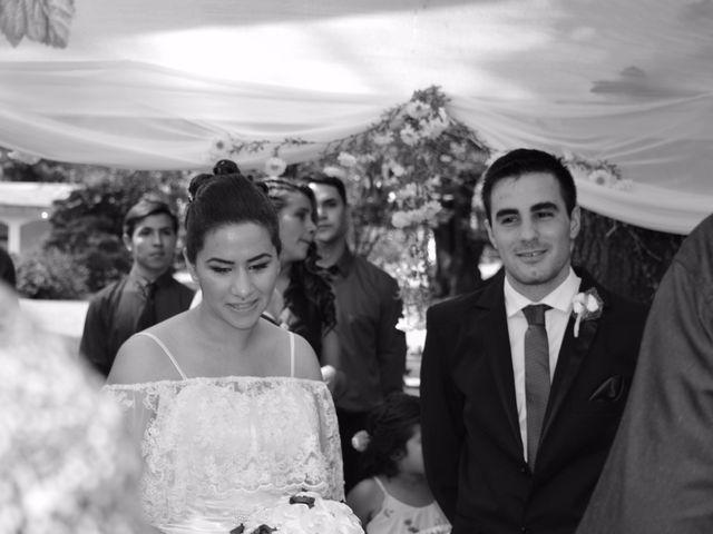 El casamiento de Debo y Mauri
