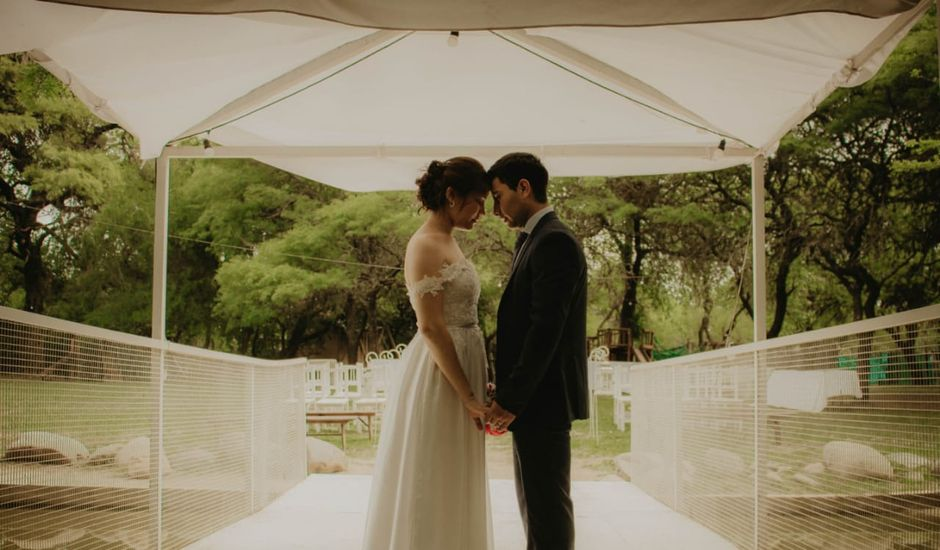 El casamiento de Sebastián y Jessica en Córdoba, Córdoba