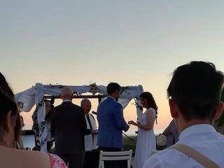 El casamiento de Catalina y Agustín 1