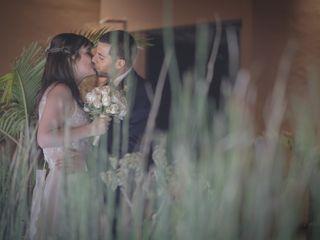 El casamiento de Mariana y Pedro 1