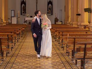 El casamiento de Laura y Damián