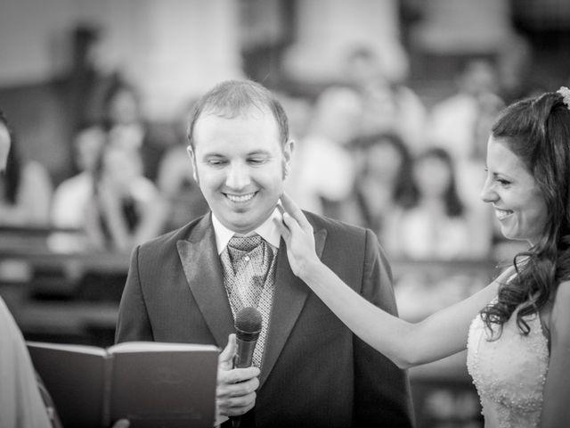 El casamiento de Belén y Ale