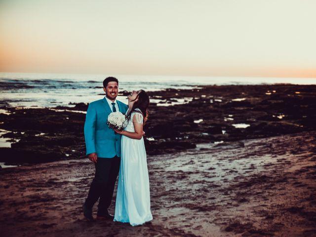El casamiento de Catalina y Agustín