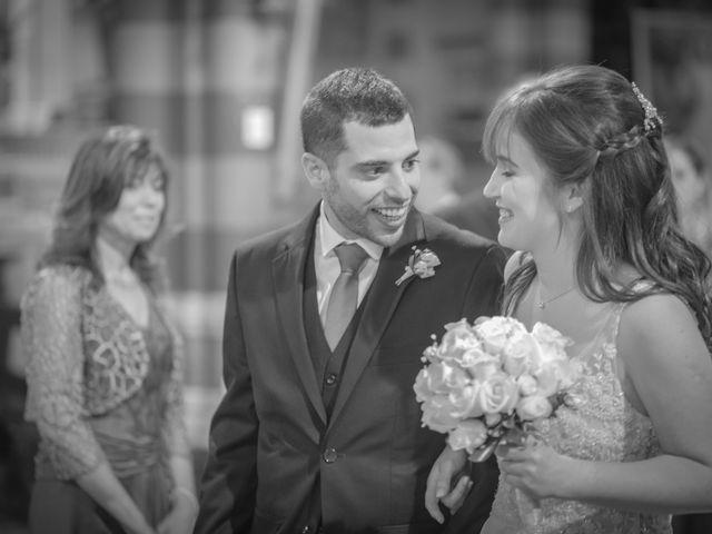 El casamiento de Mariana y Pedro