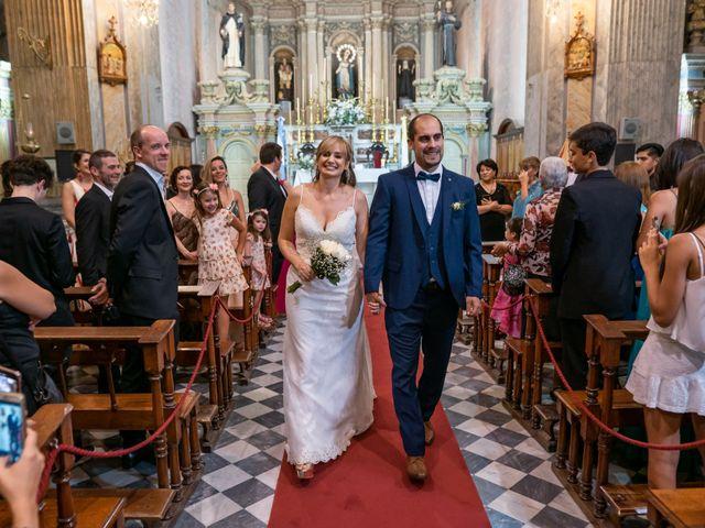 El casamiento de Marcia y Pedro