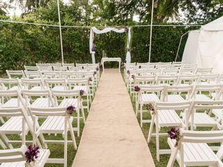El casamiento de Denise y Mariano 1