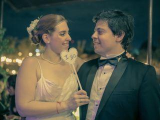 El casamiento de Vicky y Iván