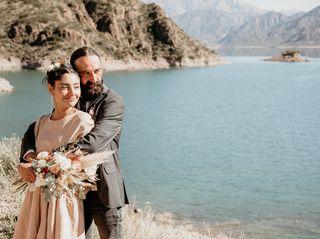 El casamiento de Lorena y Claudio