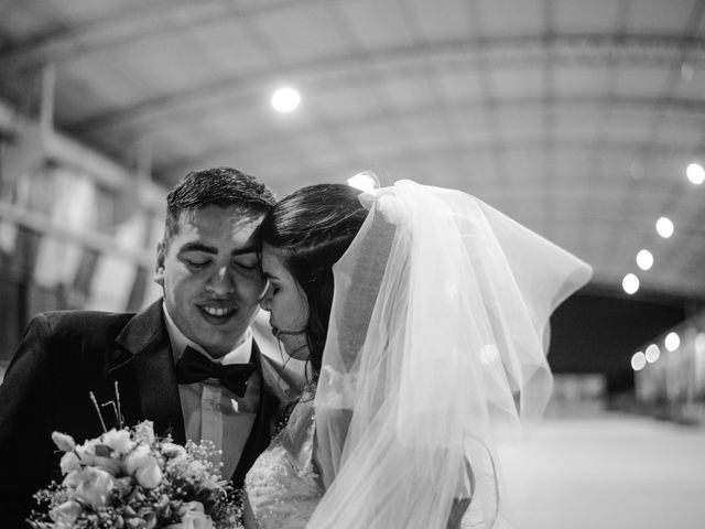 El casamiento de Evelyn y Yoel