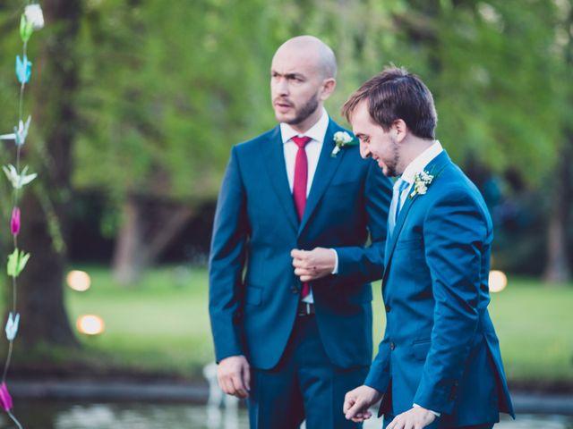 El casamiento de Lucas y Agus en Palermo, Capital Federal 9