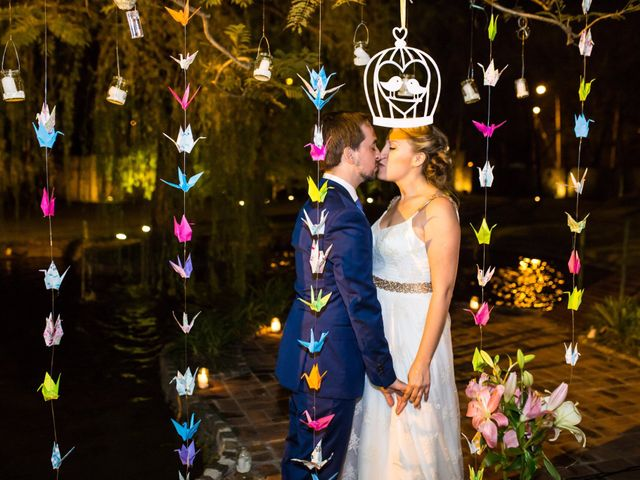El casamiento de Lucas y Agus en Palermo, Capital Federal 34