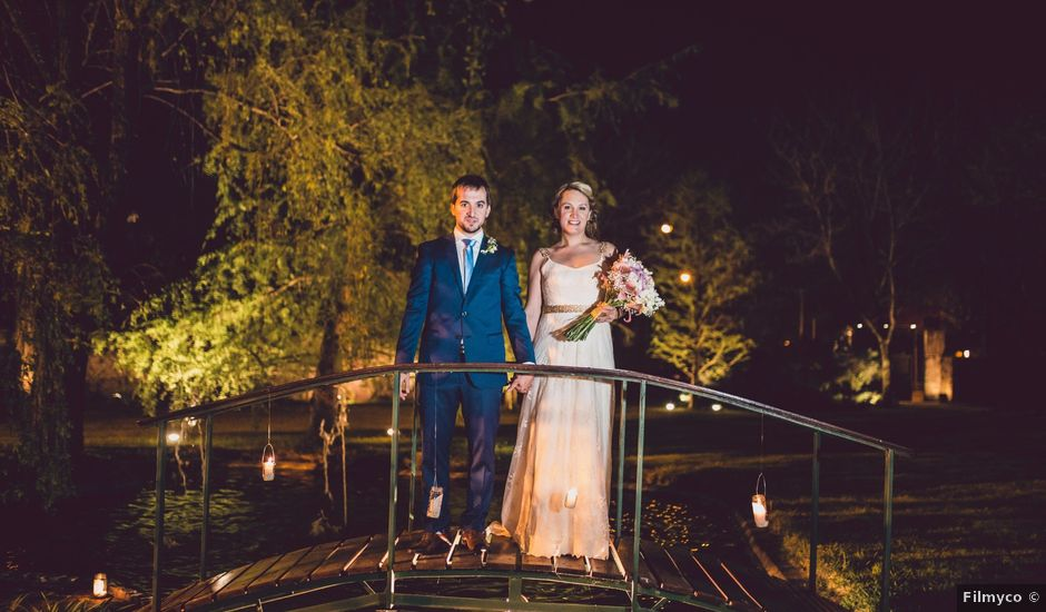El casamiento de Lucas y Agus en Palermo, Capital Federal