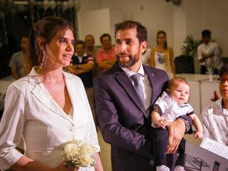 El casamiento de Marta y Javier