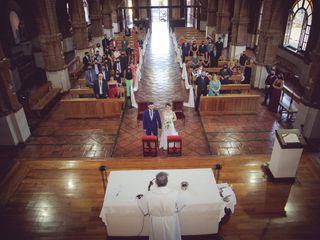 El casamiento de Pablo y Carolina