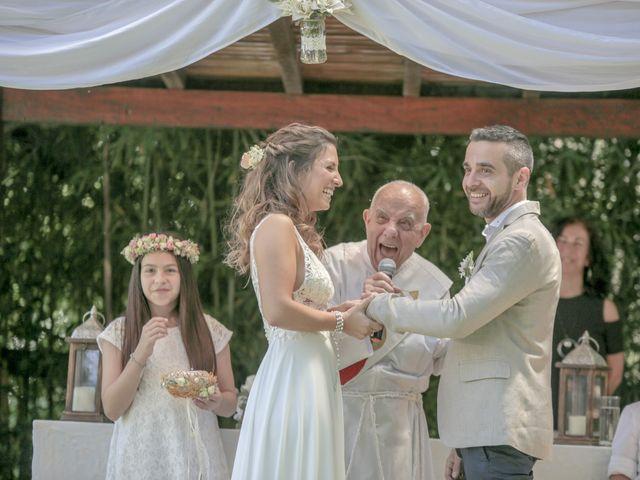 El casamiento de Gabi y Franco