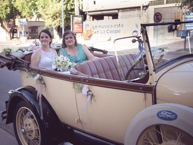 El casamiento de Carolina y Pablo en Mendoza, Mendoza 10