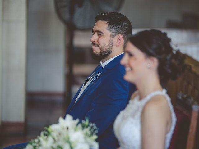 El casamiento de Carolina y Pablo en Mendoza, Mendoza 13
