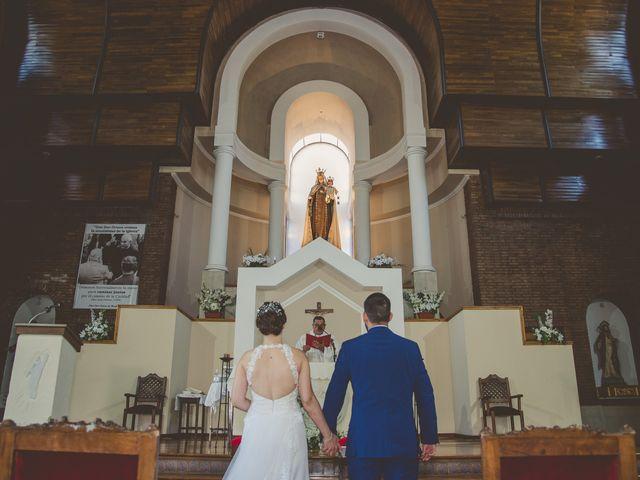 El casamiento de Carolina y Pablo en Mendoza, Mendoza 1