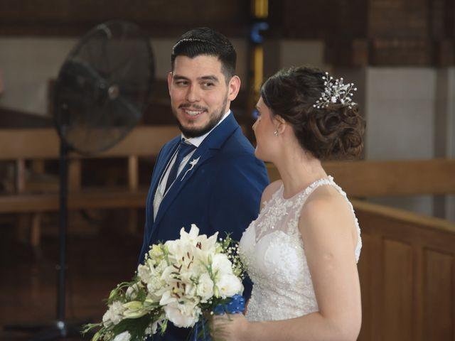 El casamiento de Carolina y Pablo en Mendoza, Mendoza 14