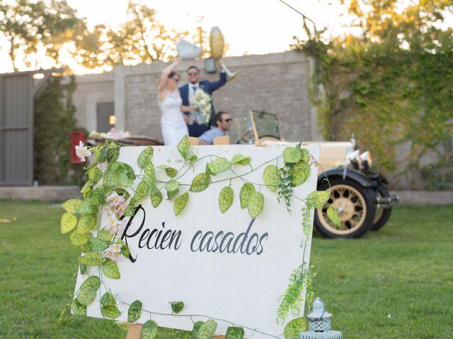 El casamiento de Carolina y Pablo en Mendoza, Mendoza 16